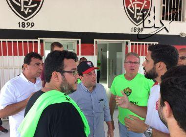 Comissão eleitoral do Vitória proíbe carro de som no entorno do Barradão