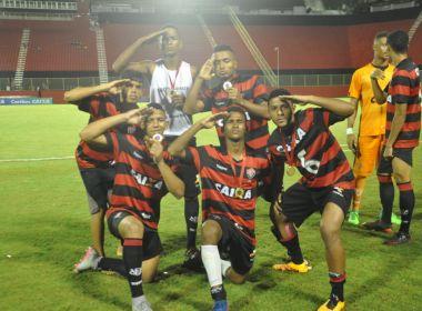 Vitória convoca 25 atletas para a Copa São Paulo