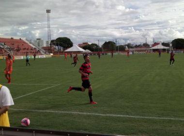 Vitória estreia com goleada na Copa São Paulo de Futebol Júnior