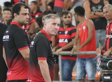 'O fator casa terá que prevalecer', diz Marrelli para duelo do Vitória com o Flamengo