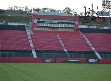 Vitória inicia venda de ingressos para partida contra a Juazeirense