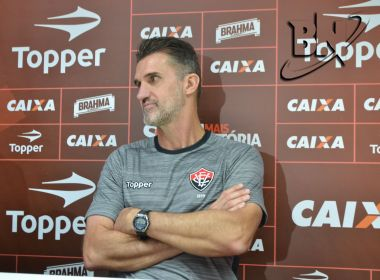 Mancini elogia a Juazeirense antes da estreia do Vitória no Baianão