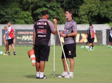 Com treino fechado à imprensa, Mancini faz trabalho técnico na Toca do Leão