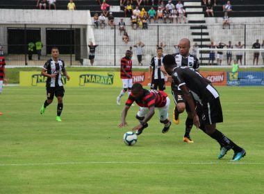 Defesa cochila e Vitória é derrotado pelo ABC na Copa do Nordeste