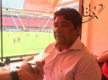 Presidente da FBF afirma que resultado do Ba-Vi será decidido no TJD-BA