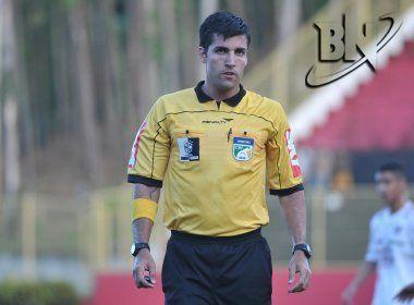 Jequié x Vitória: Diego Pombo Lopez apitará partida