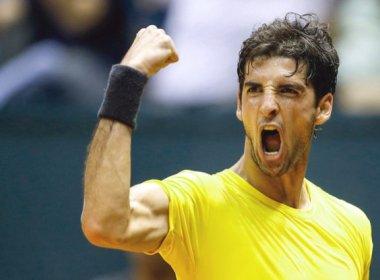 Bellucci volta ao Top 30 do ranking após ser vice em Quito