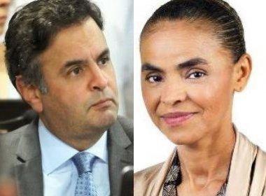 PT MIRA EM MARINA E AÉCIO NO TSE