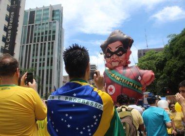 Organizador estima protestos contra o governo em 100 cidades neste domingo
