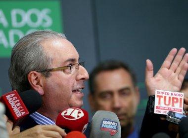 Cunha quer votar projeto que pode interferir em votações no Conselho de Ética