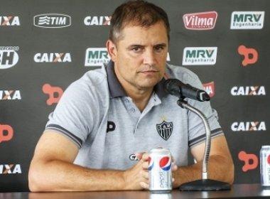 Aguirre confirma Atlético-MG com força máxima para final do Mineiro