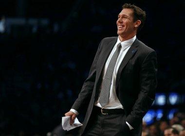 Lakers confirma contratação do técnico Luke Walton, auxiliar do Warriors