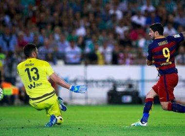 Barcelona ignora pressão, vence e mantém liderança do Espanhol a duas rodadas do fim