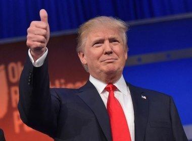 EUA: Trump abre vantagem de 15 pontos em primárias de Indiana, aponta pesquisa