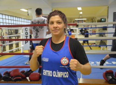 Vitória de americana no Mundial de Boxe garante Andréia Bandeira na Olimpíada
