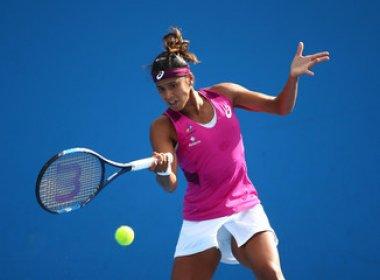 Teliana estreia com vitória suada em Roland Garros e agora pegará Serena
