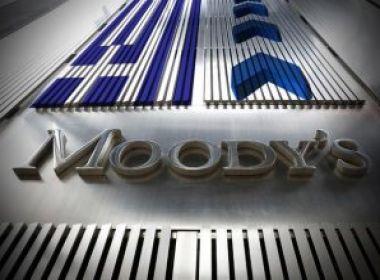 Moody's: medidas fiscais propostas são necessárias, mas mostram opções limitadas