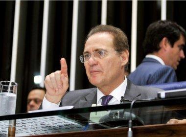 Renan deverá prestar depoimento pessoalmente à PF na Lava Jato