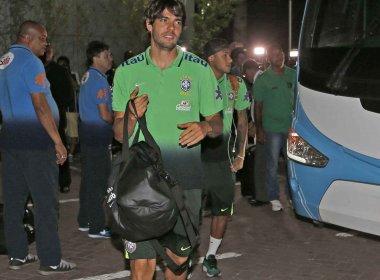 Kaká será cortado e Dunga convocará Ganso como substituto na seleção