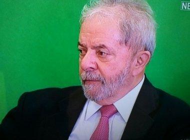 Janot pede para que pedido de denúncia contra Lula no STF seja enviado a Moro