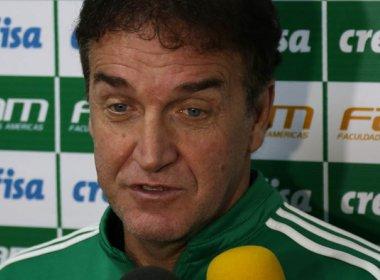 Cuca admite que pode ter encontrado seu time ideal no Palmeiras