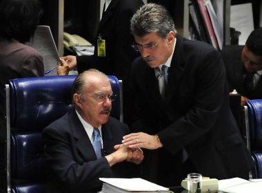 Lava Jato: caciques do PMDB como Sarney e Jucá concentraram doações de campanha