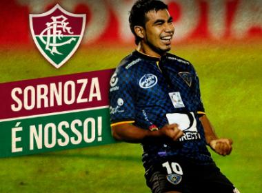 Fluminense confirma acerto para 2017 com meia Sornoza, vice da Libertadores