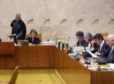 Relator diz que projeto que aumenta salário de ministros do STF é uma vergonha