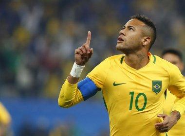 Neymar desencanta, Brasil bate a Colômbia e avança às semifinais da Olimpíada