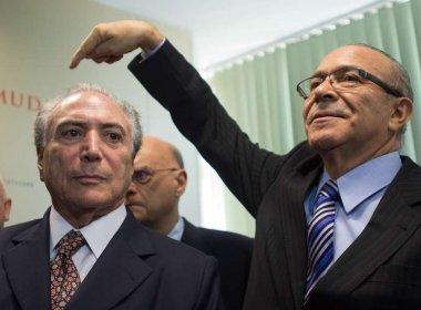 'Deveremos ter entre 60 e 63 votos a favor do impeachment', diz Eliseu Padilha