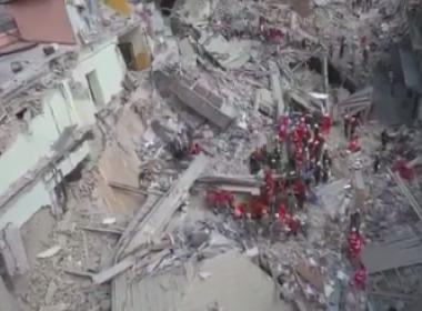 Número de mortos por terremoto na Itália é revisado para 241