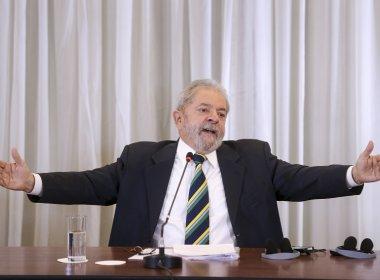 'Hoje está começando a semana da vergonha nacional', critica Lula