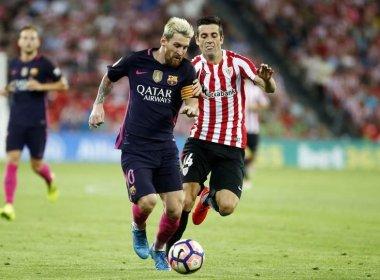 Messi tem lesão muscular confirmada, mas se apresentará à seleção da Argentina