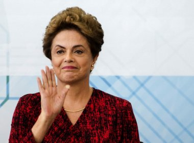 Dilma prepara pronunciamento contra após julgamento do impeachment