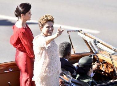 Dilma adia mudança para terça-feira, mas quer sair antes de Temer chegar da China