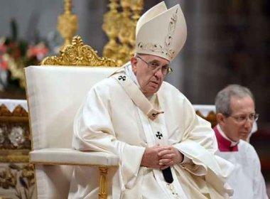 Papa convida as pessoas a rezarem pelo brasileiro 'neste momento triste'