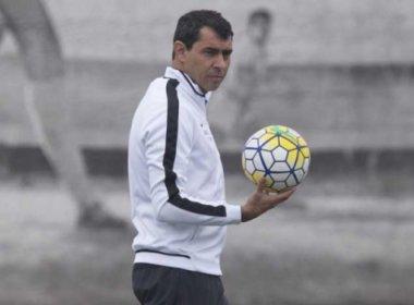 Interino do Corinthians diz se espelhar em Zé Ricardo para ser efetivado