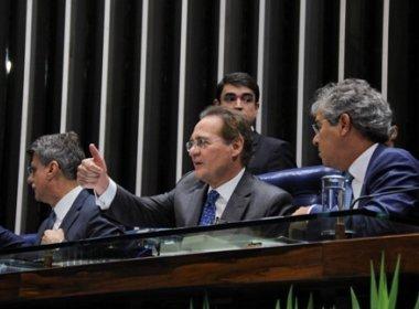 Teori estica até novembro inquérito contra Renan na Lava Jato