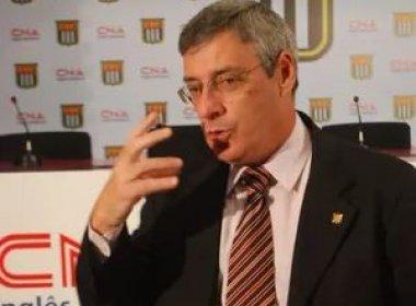 CBF muda comando da arbitragem e troca Sérgio Corrêa por Coronel Marinho