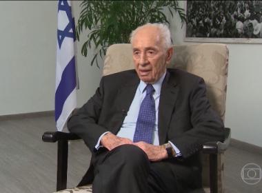 Nobel da Paz e ex-presidente de Israel, Shimon Peres morre aos 93
