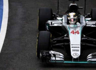 Hamilton dá troco em Rosberg e fecha sexta-feira em primeiro na Malásia
