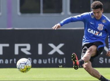 Marquinhos Gabriel critica campo do Luso Brasileiro antes de jogo contra Botafogo