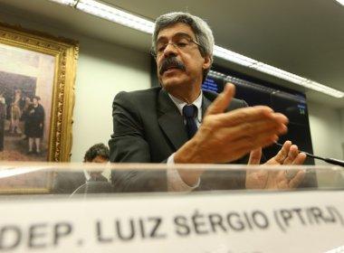 Citado por delator da Lava Jato, deputado Luiz Sérgio nega ter recebido vantagens
