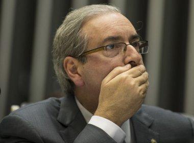 'Não falo de processos', diz Cunha sobre intimação da Lava Jato