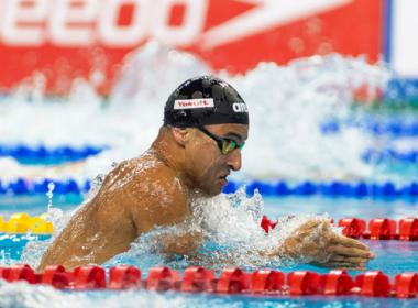 Felipe Lima ganha quarto ouro seguido nos 50m peito na Copa do Mundo