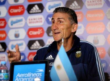 Bauza convoca Argentina para pegar o Brasil com Pratto e surpresa Buffarini