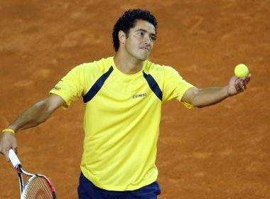 André Sá cai para dupla número 1 do mundo nas semifinais na Bélgica