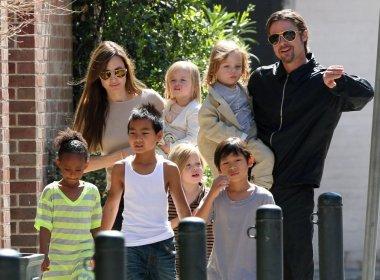 Angelina Jolie se torna alvo de investigação contra Brad Pitt
