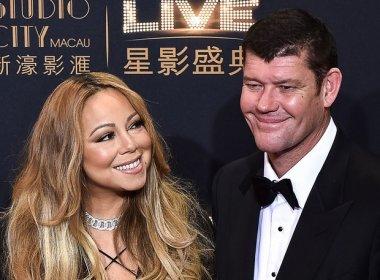 Mariah Carey e James Packer terminam noivado de nove meses