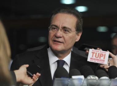 Planalto atua em favor de Renan no STF para julgamento ser adiado